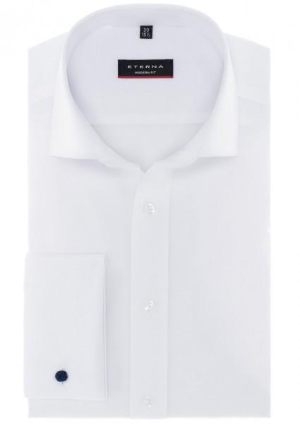 Eterna Hemd Modern Umschlagmanschette