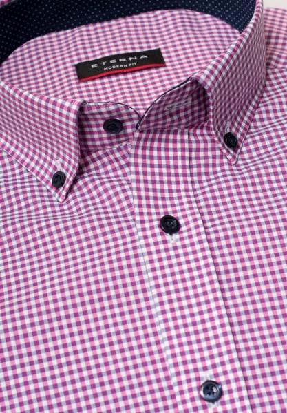 ETERNA Hemd Modern Fit 72 Super Lang pink