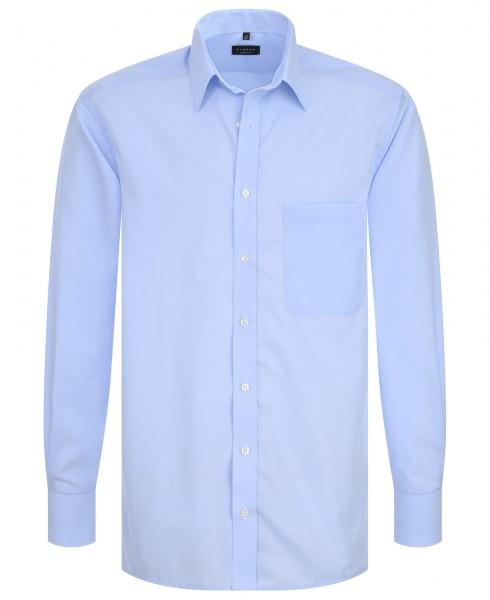 Eterna Businesshemd hellblau extra lang 68cm