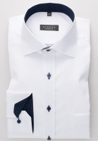 ETERNA Hemd Comfort Fit 72 cm Super Lang weiß