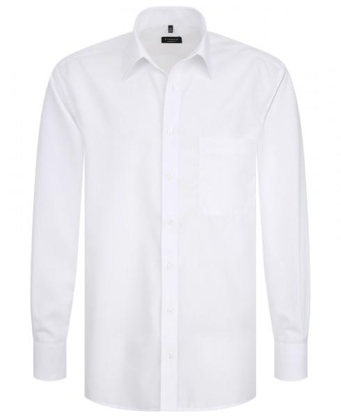 ETERNA Comfort Fit Hemd ÄRMELLÄNGE 59 cm weiß