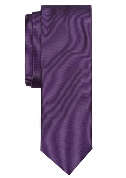 ALTEA Uni Krawatte Extra Lang lila
