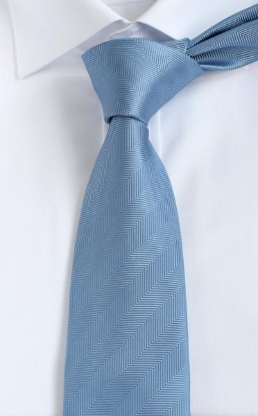 ALTEA Uni Krawatte Extra Lang hellblau
