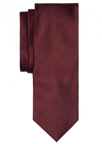 ALTEA Uni Krawatte Extra Lang bordeaux
