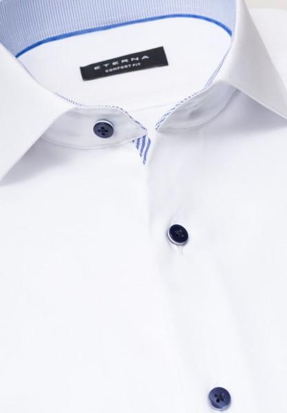 ETERNA Hemd Comfort 68 cm Extra Lang weiß