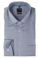 OLYMP Modern Fit Hemd 72 cm SUPER LANG blau
