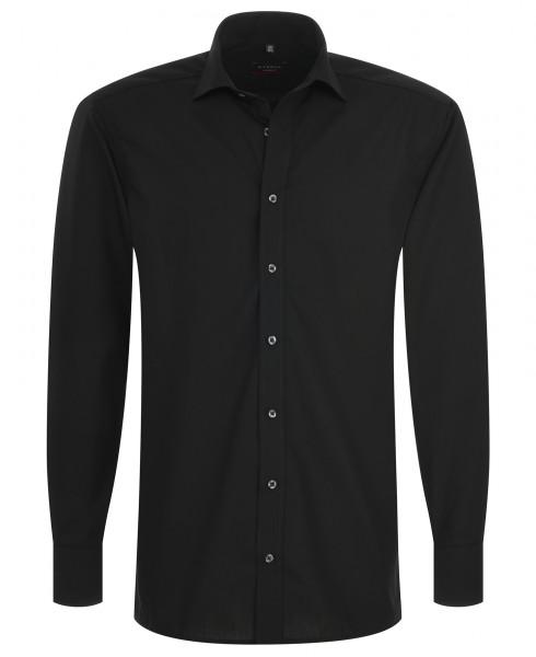 Eterna Modern Fit Hemd schwarz