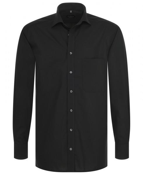 Eterna Comfort Fit 72cm Kent-Kragen schwarz