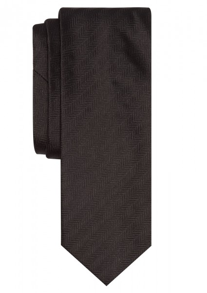 ALTEA Uni Krawatte Extra Lang schwarz