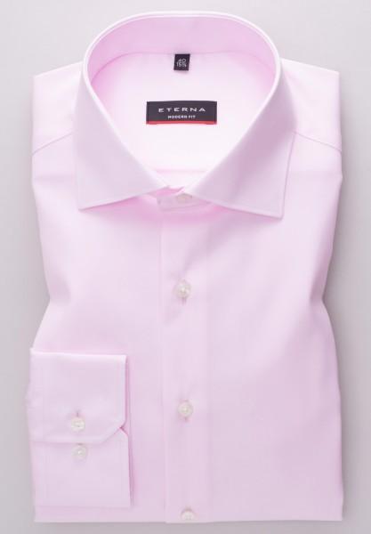 ETERNA Hemd Modern Fit COVER SHIRT rosé