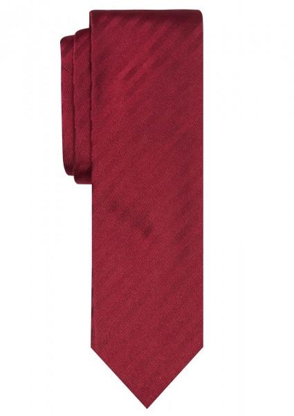 ALTEA Uni Krawatte Extra Lang rot